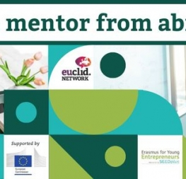 Webinar! Erasmus for Young Entrepreneurs: Get a Mentor from Abroad
